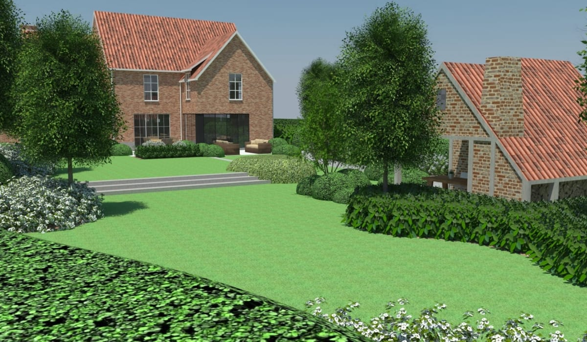 verd tuinarchitectuur tuinarchitect moderne en